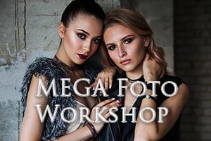 Mega velký fotografický workshop